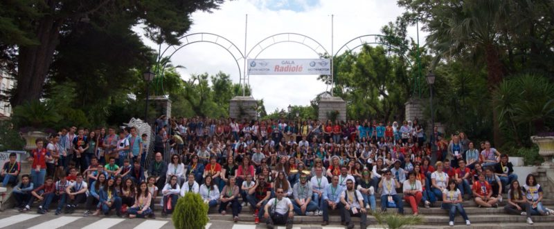 Cerca de trescientos adolescentes se dieron cita en el V Encuentro de Adoescentes
